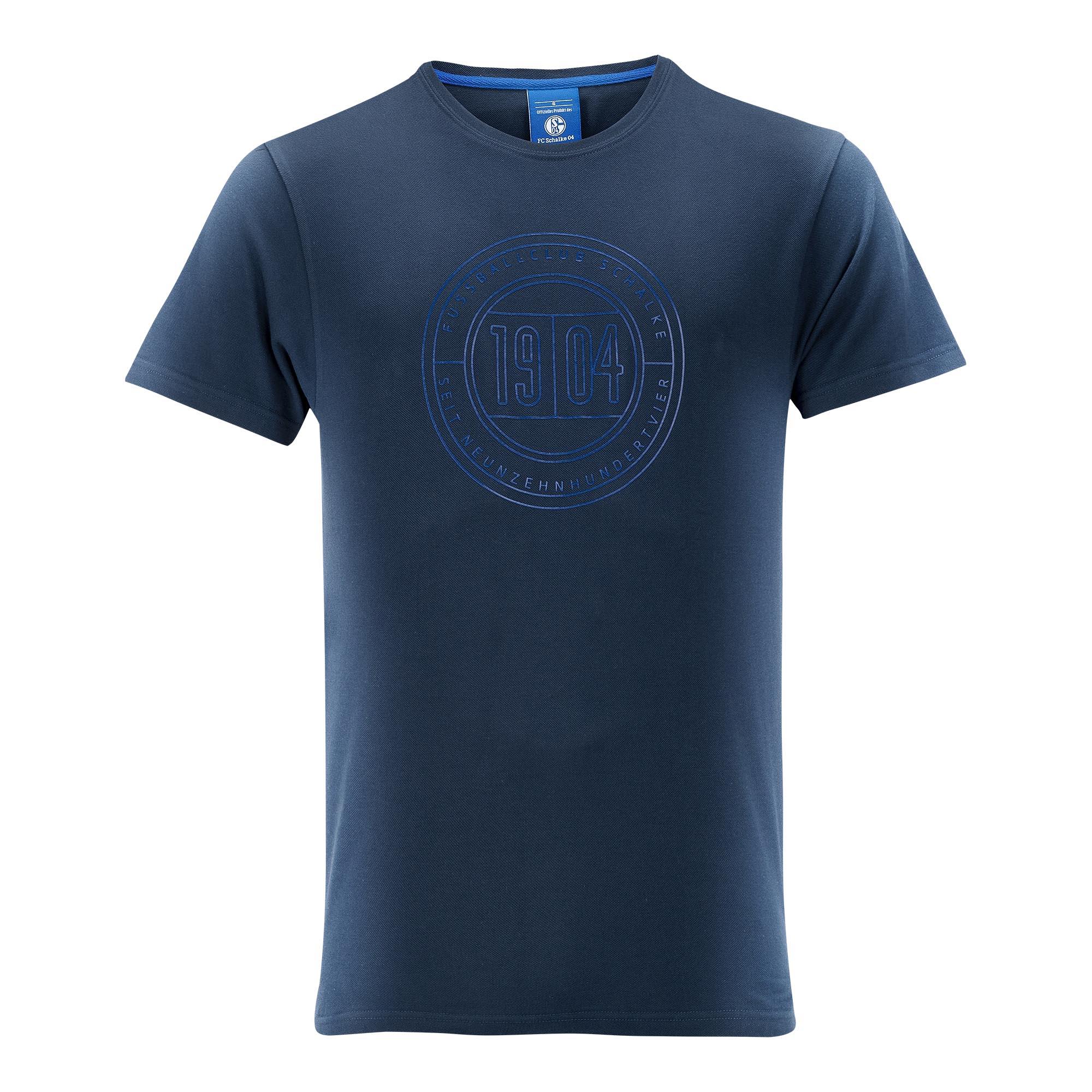 FC Schalke 04 1904 Block T-Shirt