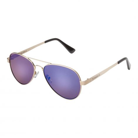 Sonnenbrille Pilot metallic