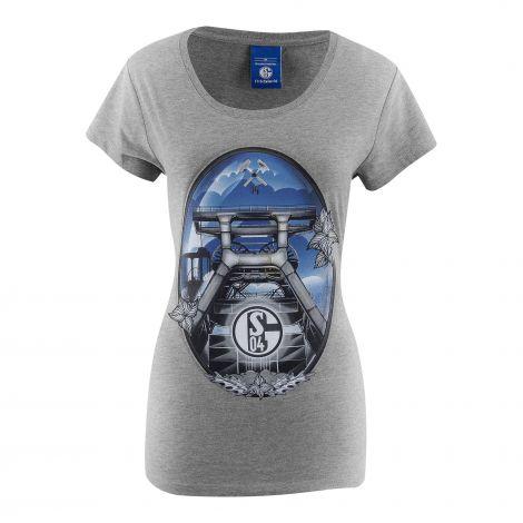 T-Shirt Damen Förderturm