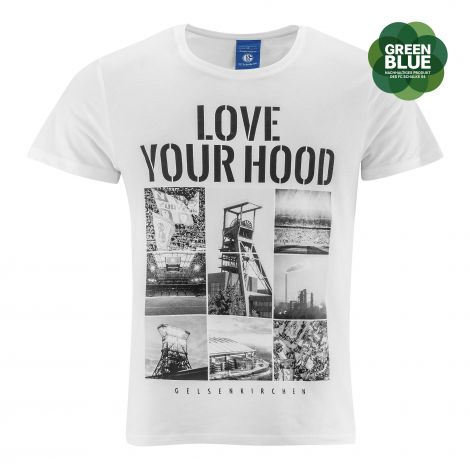 T-Shirt Love Your Hood