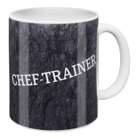 Kaffeebecher Chef Trainer