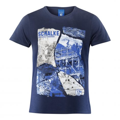 T-Shirt Heritage navy