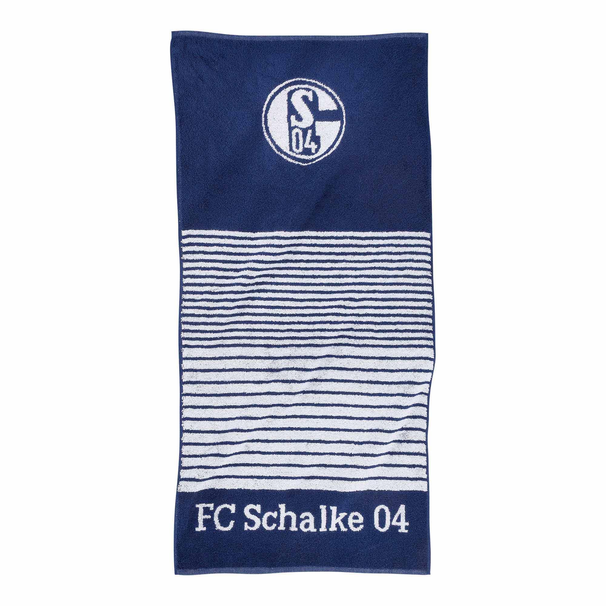 Schalke Handtuch