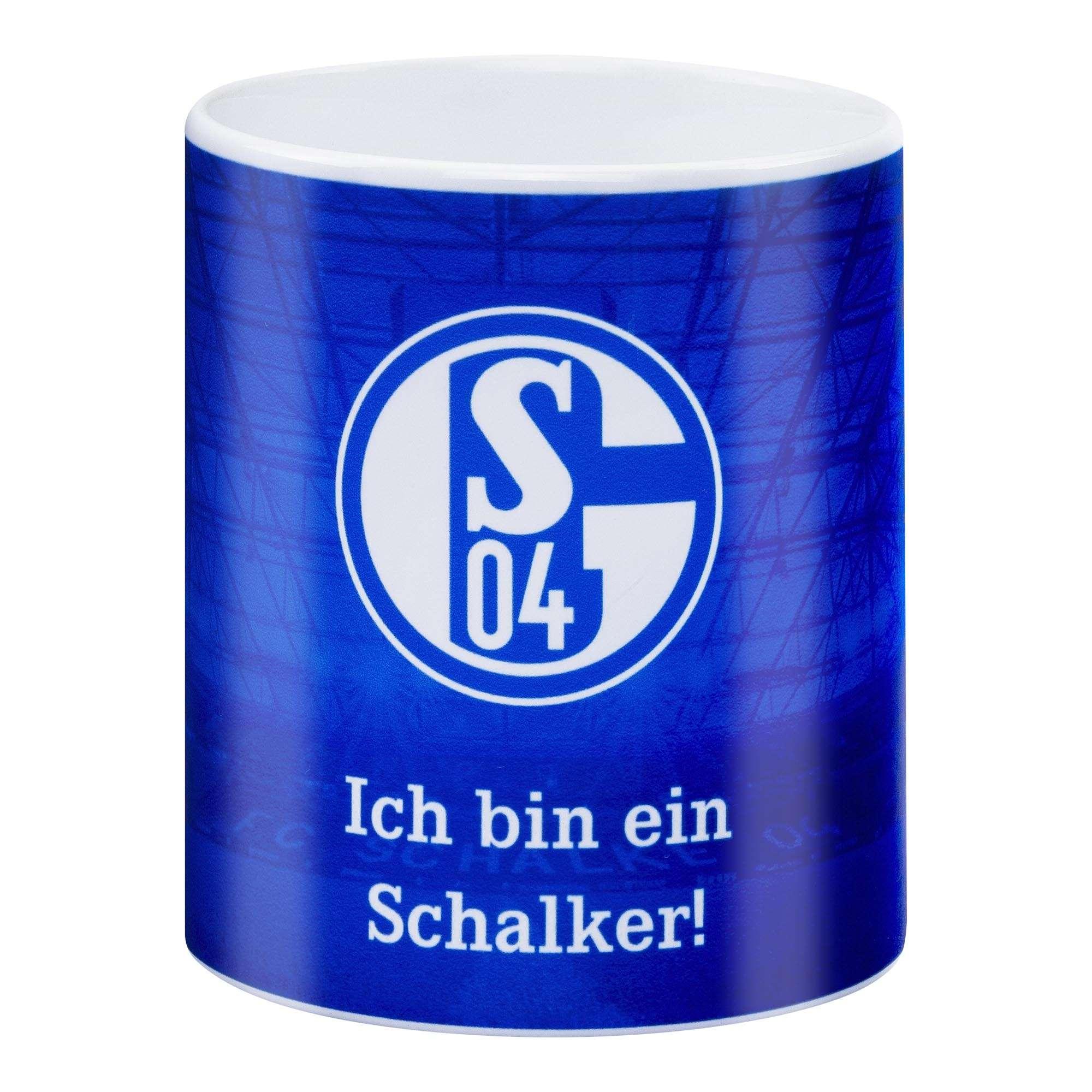 FC Schalke 04 Tasse Ich bin ein Schalker