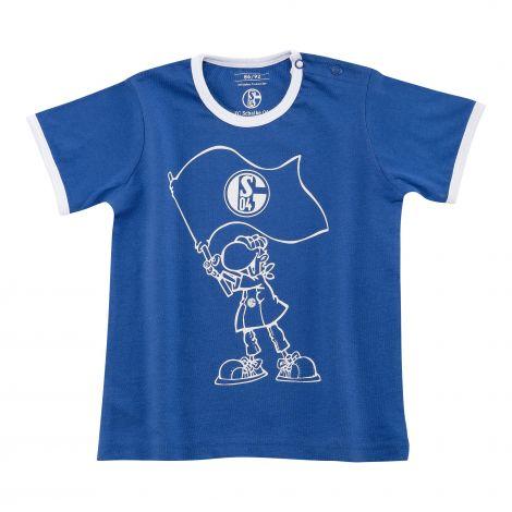 T-Shirt Baby Erwin königsblau