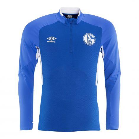 Trainingstop Zip Team blau