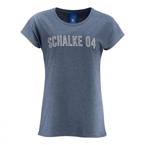 T-Shirt Damen Schalke (Loose Fit)