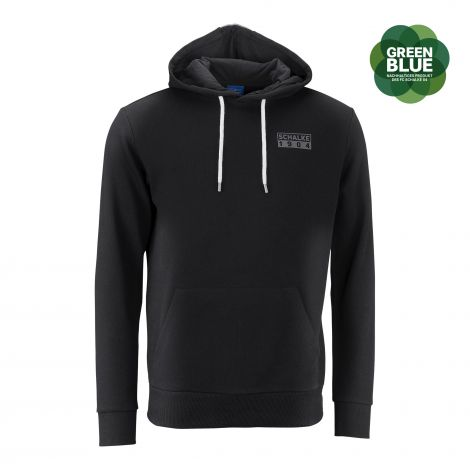 Kapuzen Sweat seit 1904 black