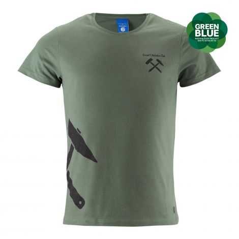 T-Shirt Kumpel & Malocher khaki