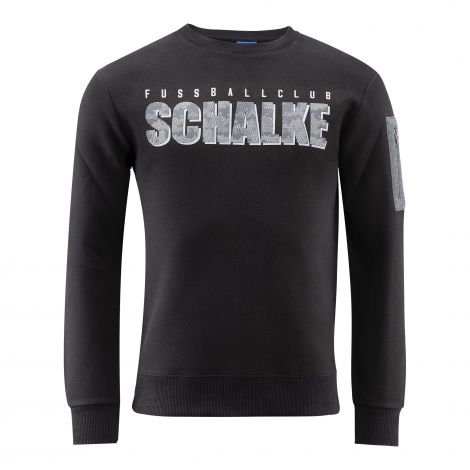 Sweatshirt black Camo
