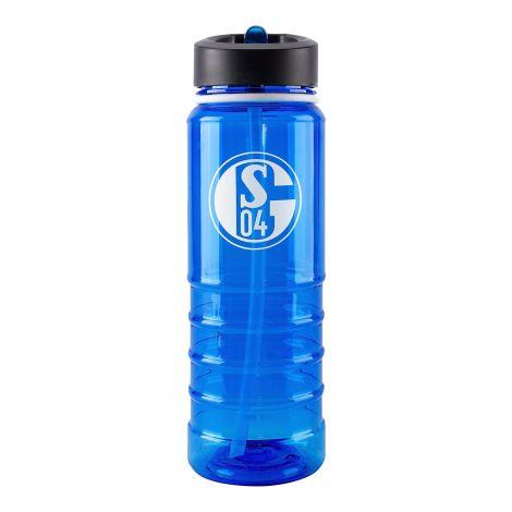 Trinkflasche königsblau gefrostet