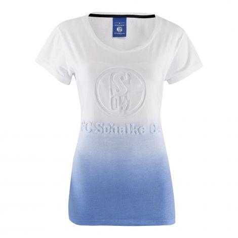 T-Shirt Damen Farbverlauf