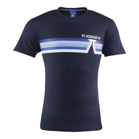 T-Shirt Förderturm navy