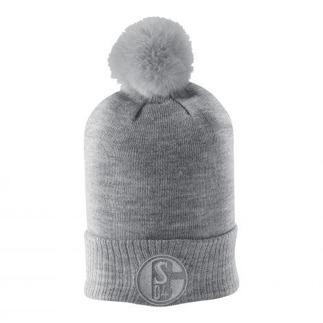 Mütze Damen Bommel