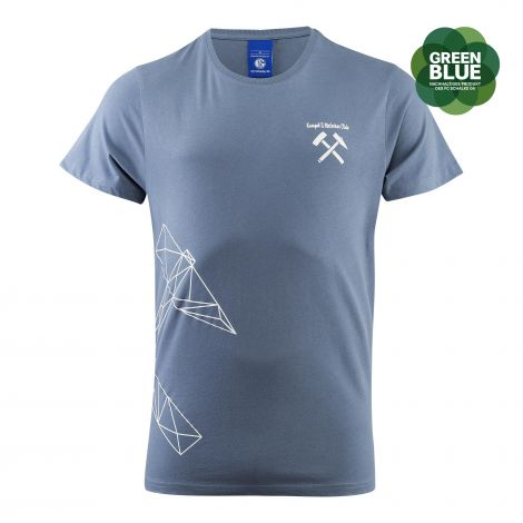 T-Shirt Kumpel & Malocher grau