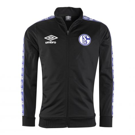 FC SCHALKE 04 ICON TRICOT JACKET