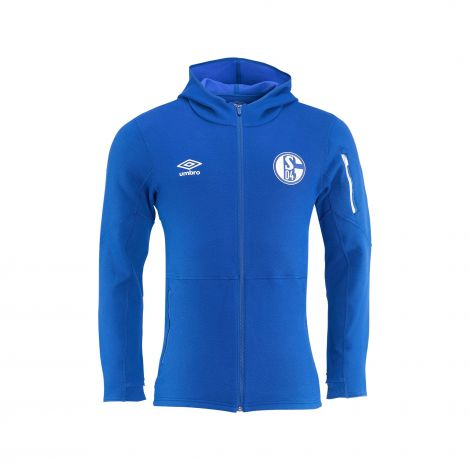 Sweat-Jacke Team Kids blau