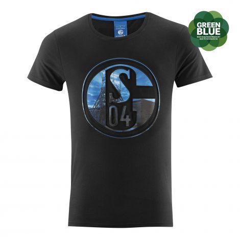 T-Shirt Prägung Zeche
