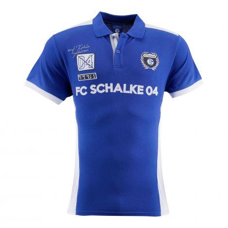 Polo Wappen königsblau