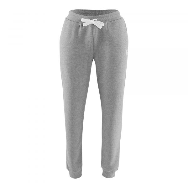 SweatHose Damen Classic grey