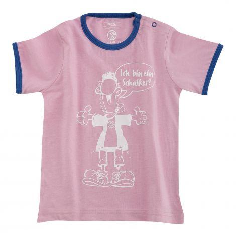 T-Shirt Baby Erwin rosé