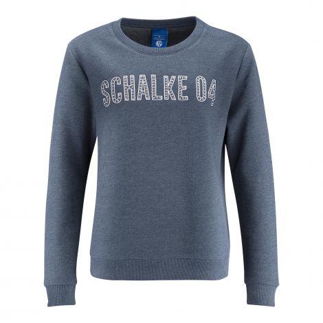 Sweat-Shirt Damen Schalke