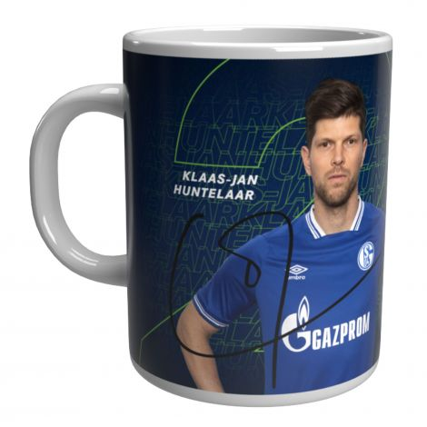 Kaffeebecher Huntelaar