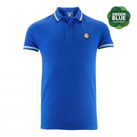 Polo königsblau