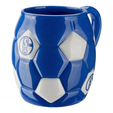 Kaffeebecher Fußball