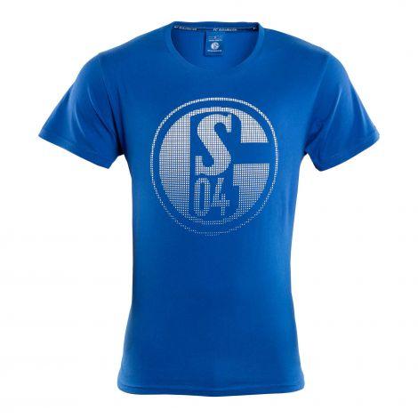 T-Shirt Signet königsblau