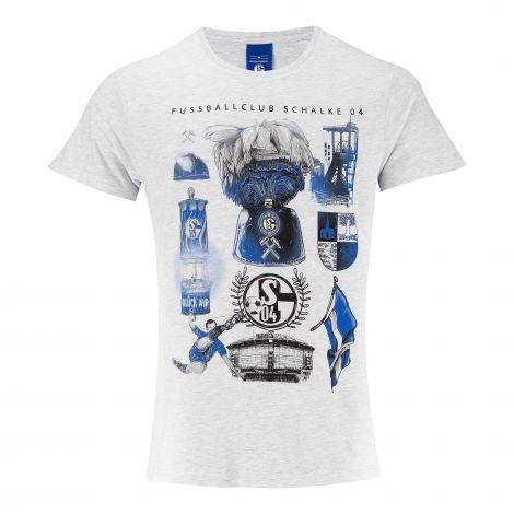 T-Shirt Heritage grau