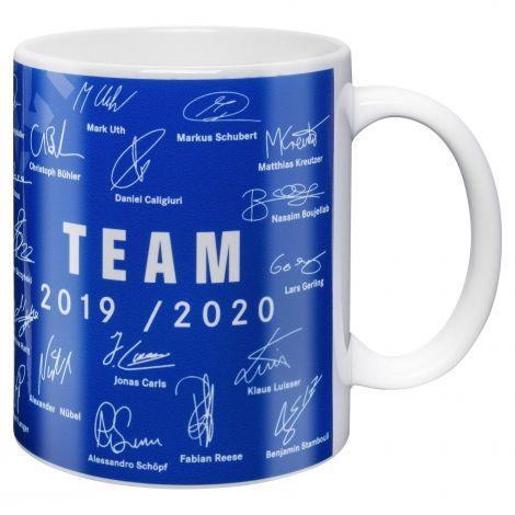 Kaffeebecher Team 19/20