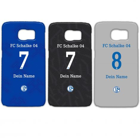 Samsung S6 Handyhülle matt indiv.