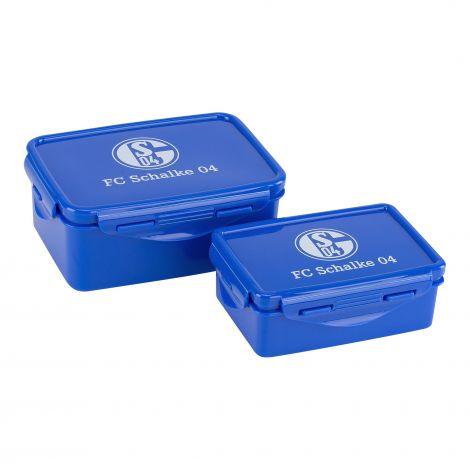 Brotdosen-Set königsblau