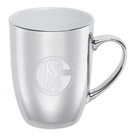 Kaffeebecher Silber