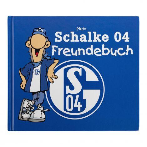 Fussball Freundebuch