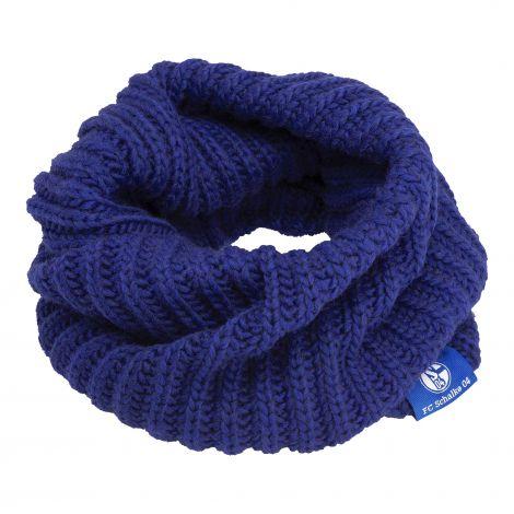 Schal Loop königsblau