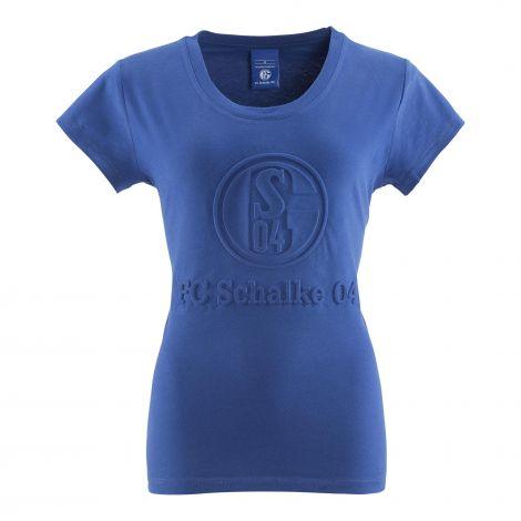 T-Shirt Damen Prägung