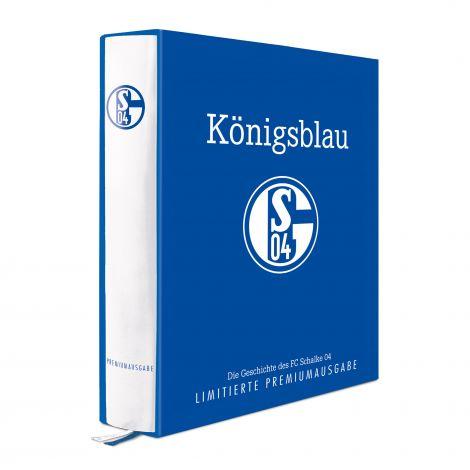 Buch Königsblau Premium Edt.