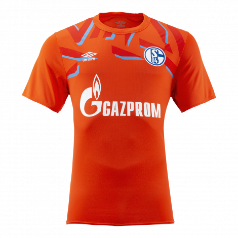 Torwart-Trikot orange