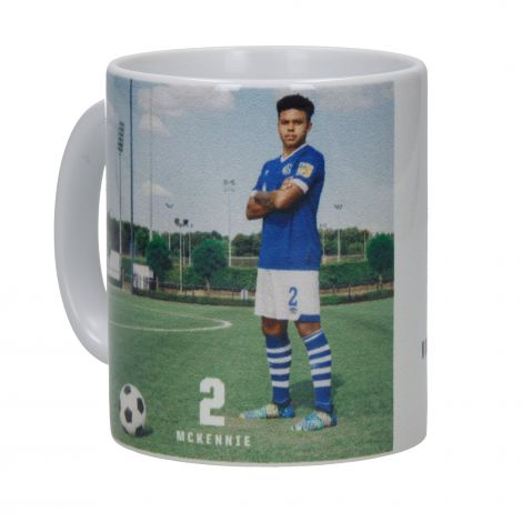 Tasse Weston McKennie indiv.