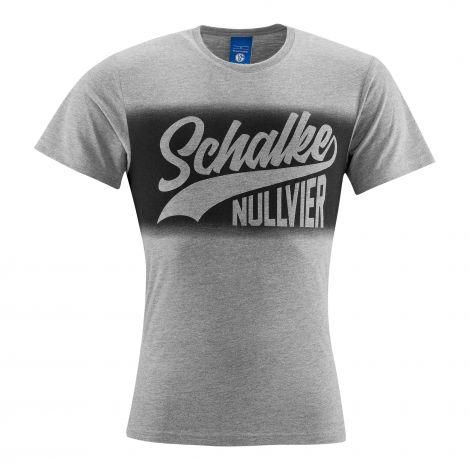 T-Shirt Nullvier grau