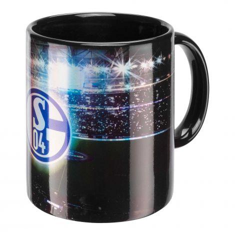 Kaffeebecher Flutlicht