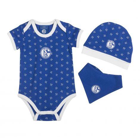Baby-Set königsblau