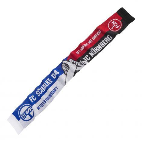 Schal Schalke & FCN