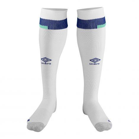 Auswärts-Socke weiß
