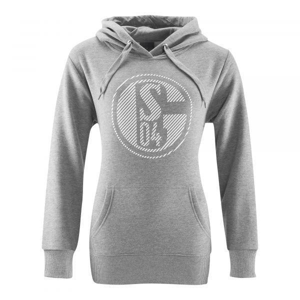 SweatShirt Damen Classic grey
