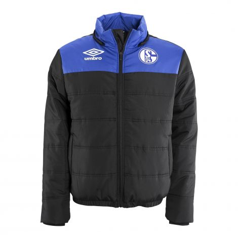 FC SCHALKE 04 ICON PUFFA JACKET