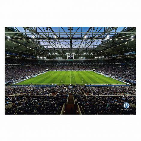 Maxi Poster VELTINS-Arena Innenraum