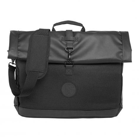 Umschlagtasche black
